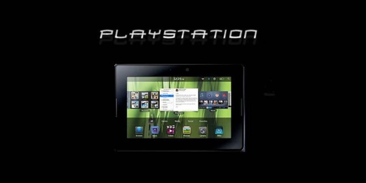 La BlackBerry PlayBook recibe emulador no oficial de PlayStation