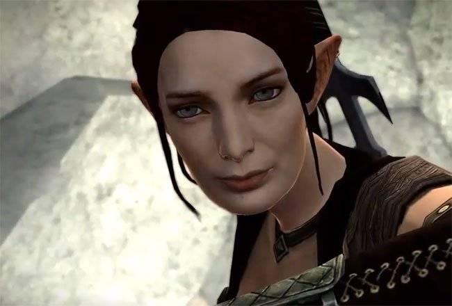 Felicia Day participa en el nuevo DLC de Dragon Age II