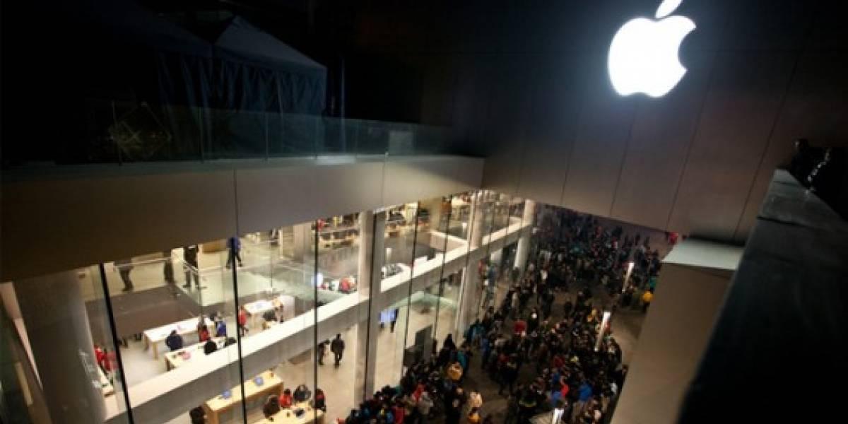 Participación de mercado de Apple se derrumba en China