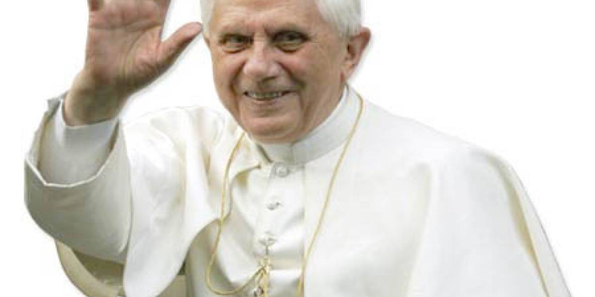 El Papa Benedicto XVI hablará con los tripulantes de la Estación Espacial Internacional