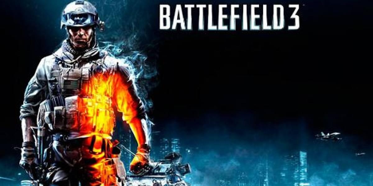 Battlefield 3 tiene fecha de lanzamiento y de su beta multijugador [E3 2011]