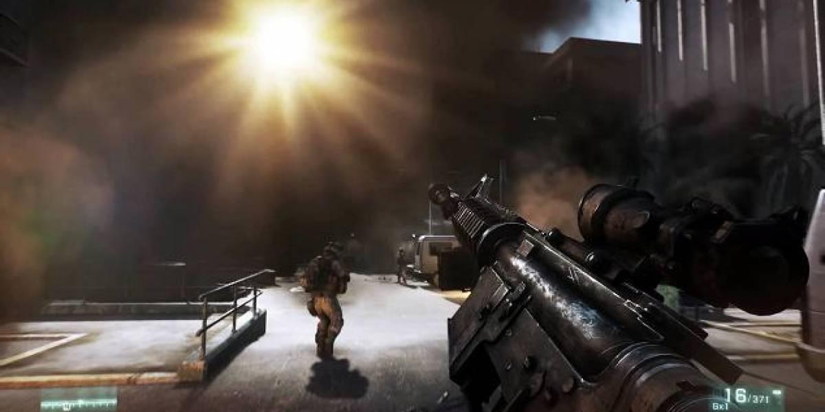 Battlefield 3 para PC no contará con selección de servidor. En serio.
