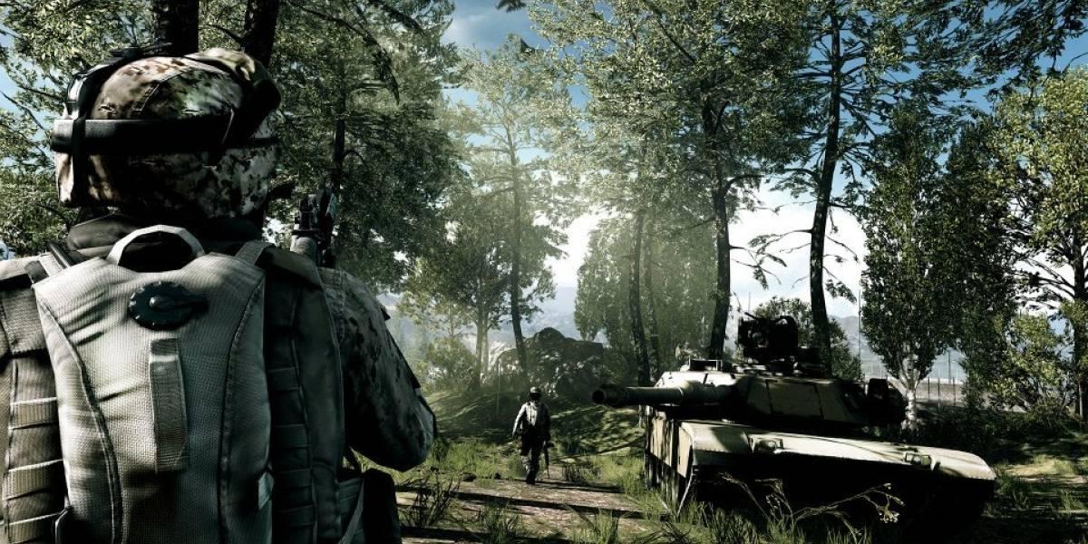 Seguimos con los pilares de Battlefield 3, ahora se trata de los vehículos