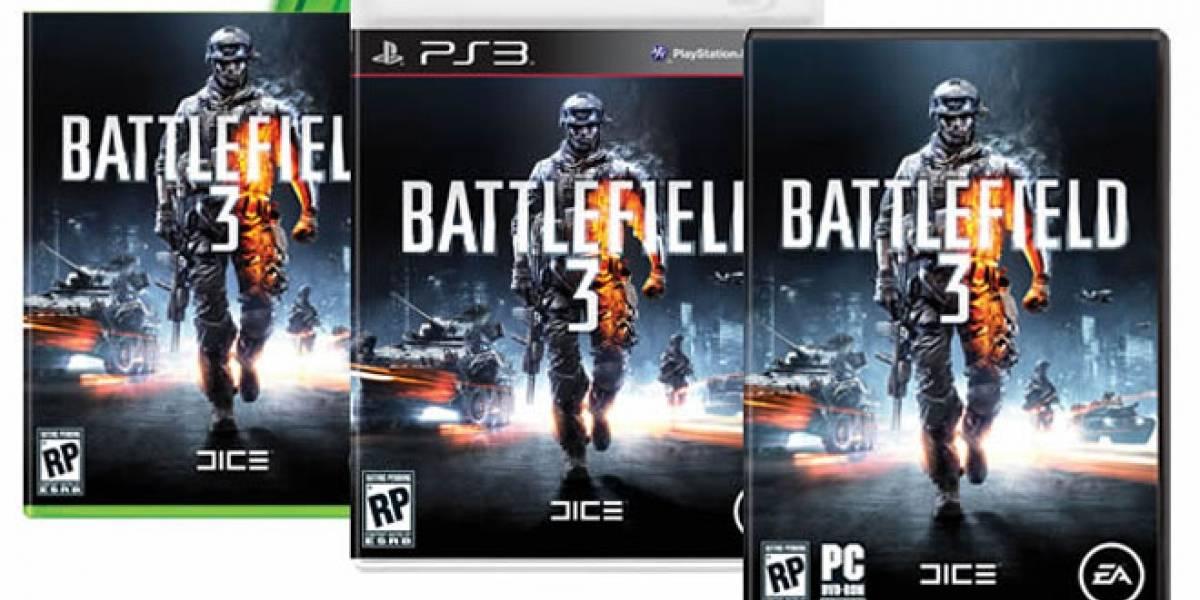 Battlefield 3 ya lleva 10 millones de unidades distribuidas
