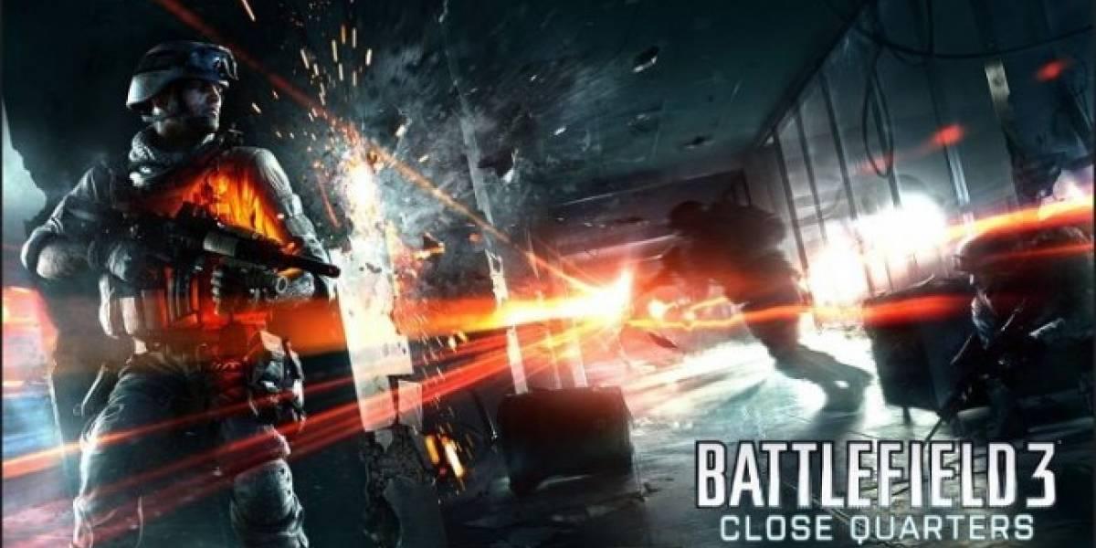 Battlefield 3 recibirá tres nuevos DLCs