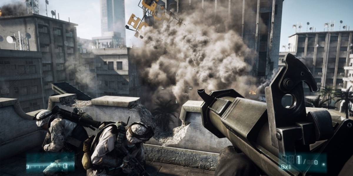 Battlefield 3 no será HD en PlayStation 3 y Xbox 360