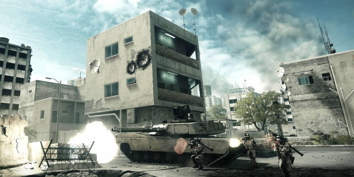 Trailer de Back to Karkand, el primer DLC para Battlefield 3