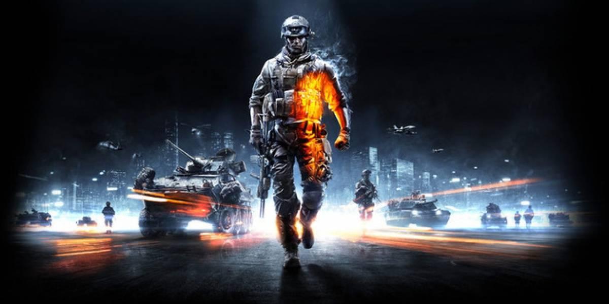Battlefield 3 no fue diseñado pensando sólo en las consolas