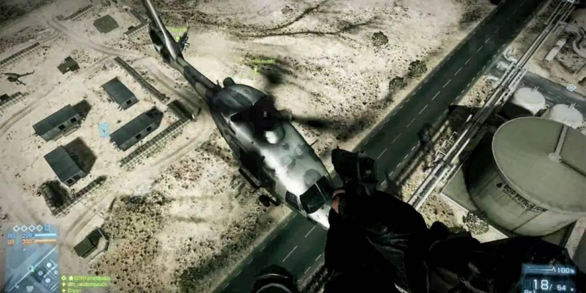 Cazando mitos en Battlefield 3