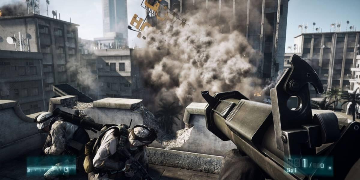 Battlefield 3 también llegará en forma de libro
