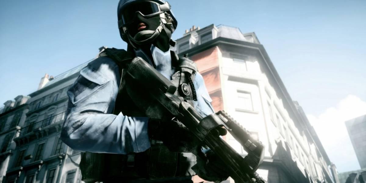 Un vistazo al multijugador de Battlefield 3