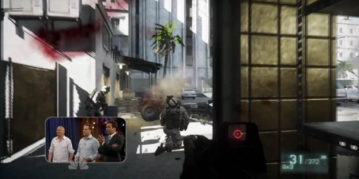 Asi se ve Battlefield 3 en Playstation 3