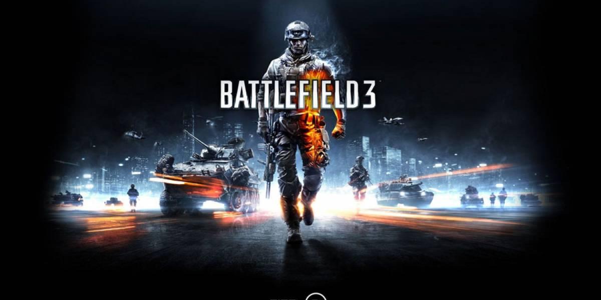 NPD: Battlefield 3 lidera las ventas de octubre en USA
