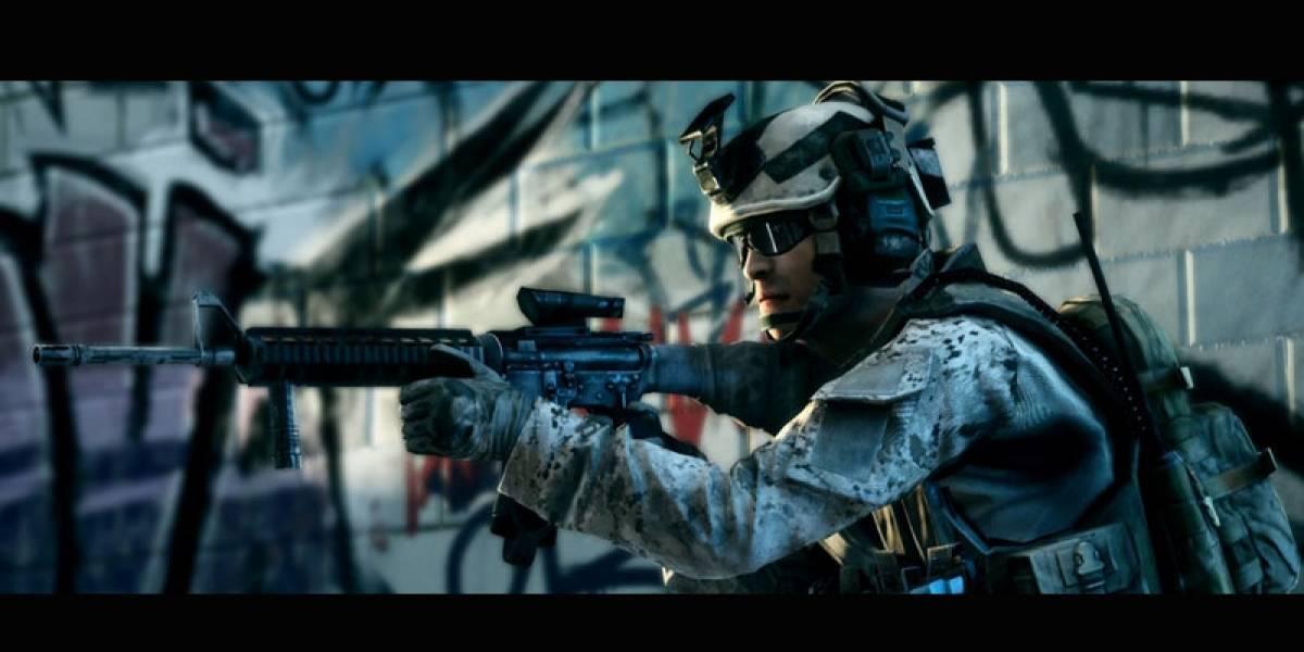 Se revela todo el arsenal de armas que se incluirá en Battlefield 3