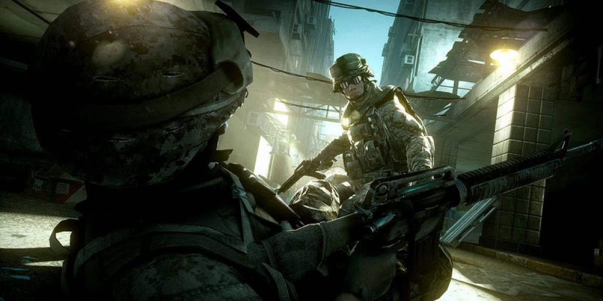 Detalles del modo cooperativo de Battlefield 3