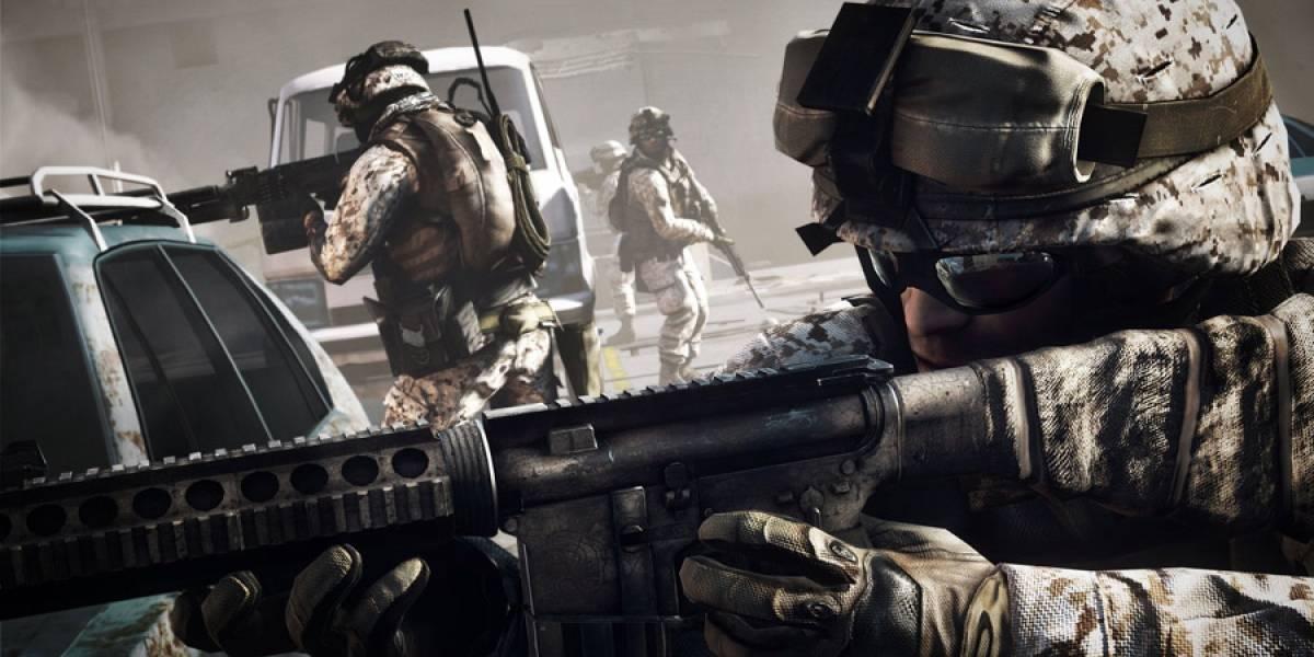 Se viene parche de 2GB para Battlefield 3 en PC