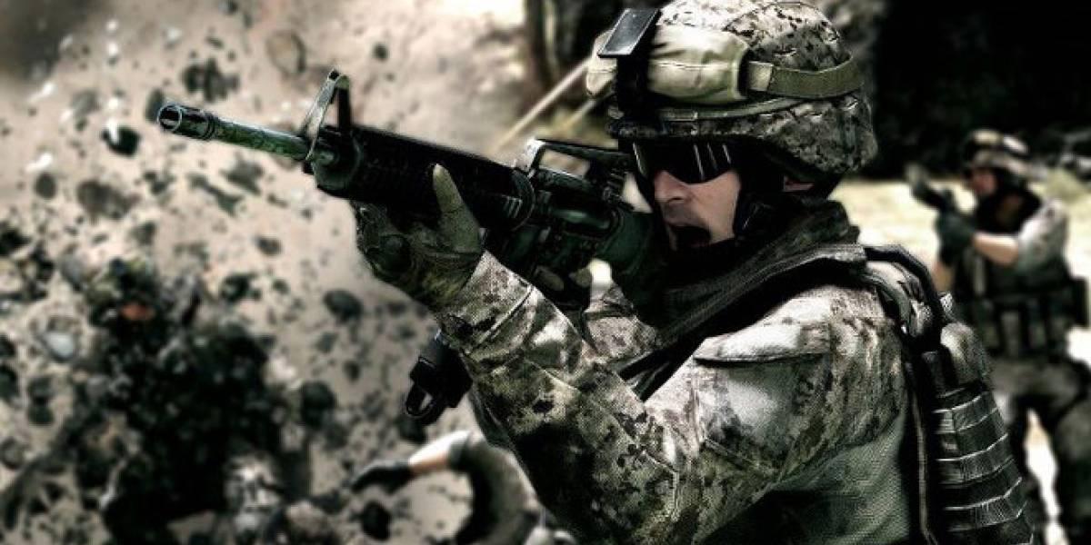 El significado de destrucción en el nuevo trailer de Battlefield 3