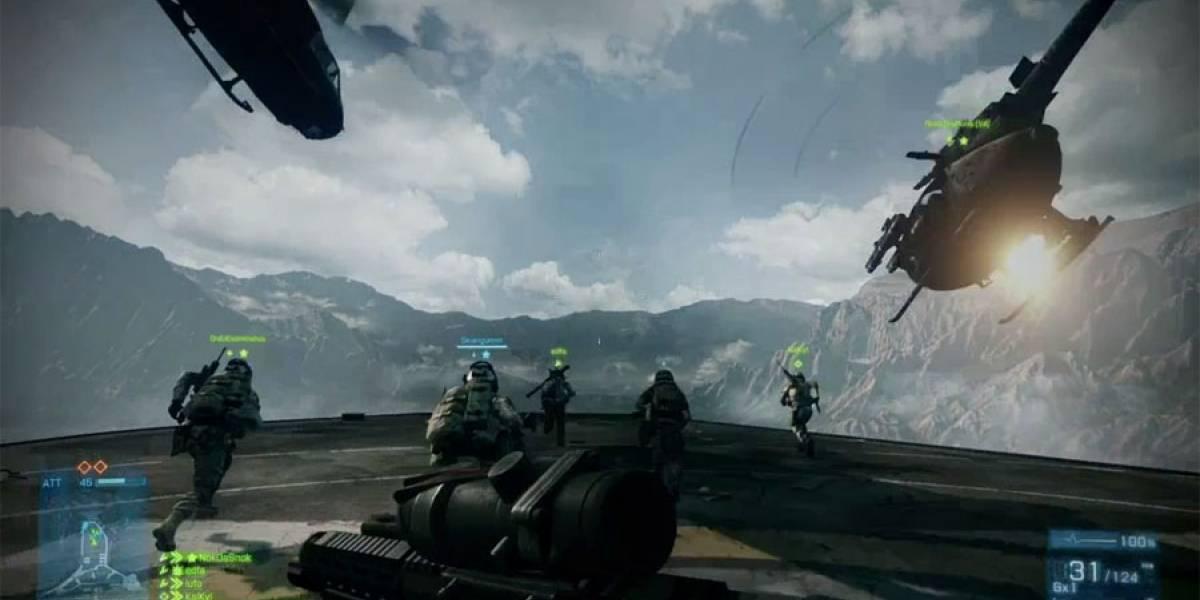 Nuevo trailer de Battlefield 3 nos muestra el espectacular multijugador