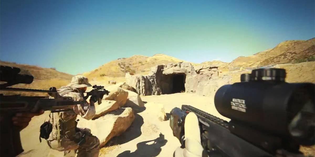 Freddie Wong lanza el primer trailer de Battlefield 4