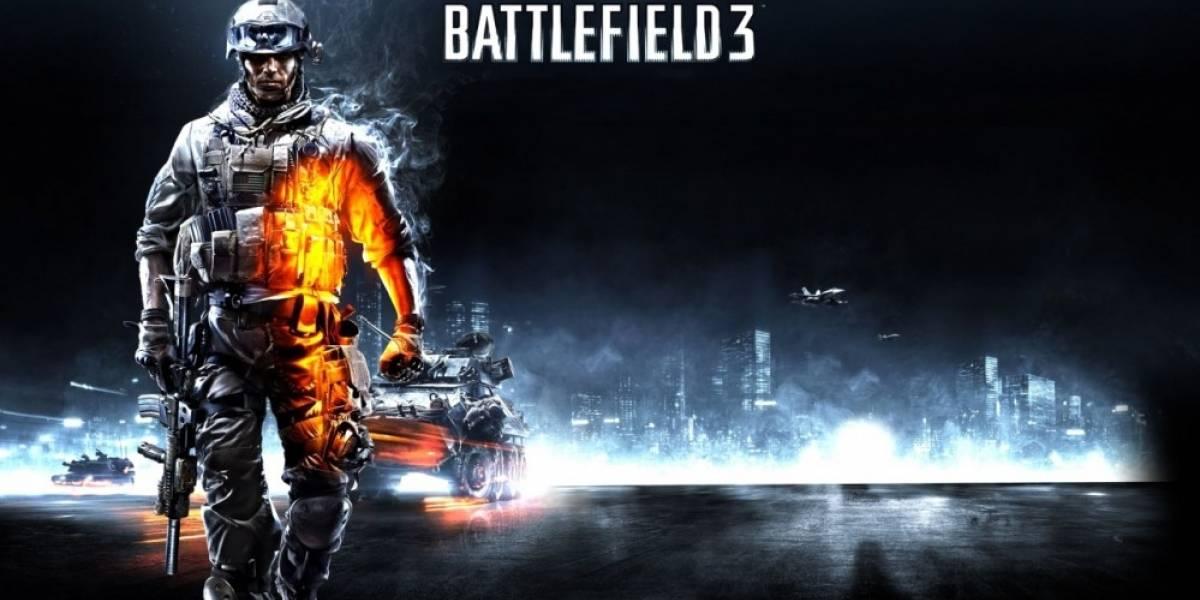 En Battlefield 3 no podrás disparar a inocentes