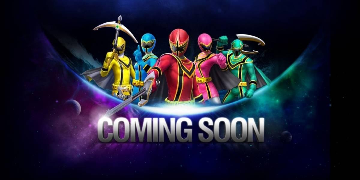Regresan los Power Rangers al mundo de los videojuegos como MMORPG