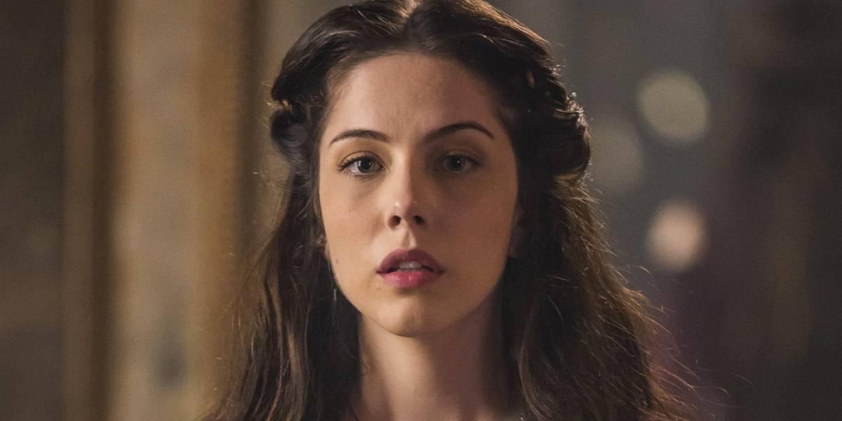 Bia Arantes fará novo personagem de 'Deus Salve o Rei'