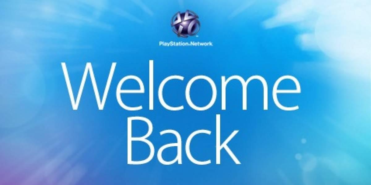 Ya disponible el paquete de Bienvenida de Vuelta para los usuarios de PS3 y PSP