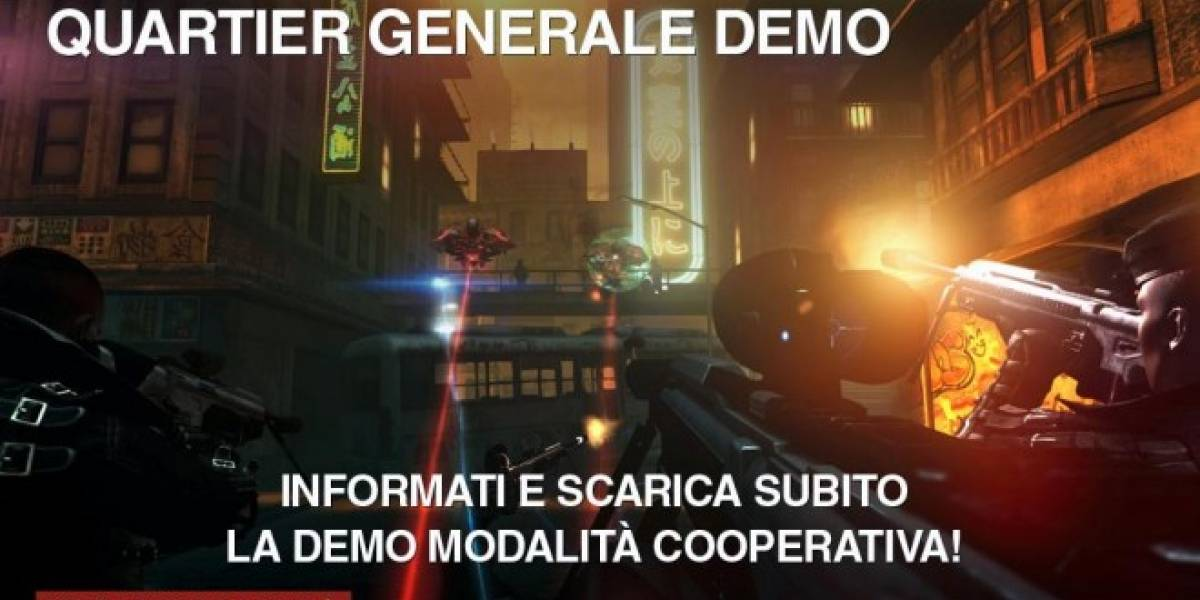 El demo de Syndicate Co-op ya disponible en Xbox Live