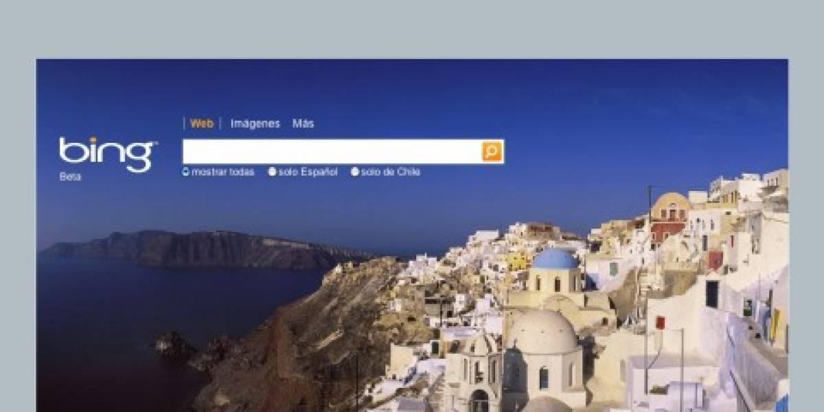 Microsoft Bing abre sus puertas