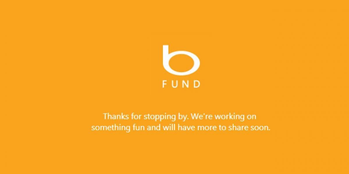 """Microsoft lanza """"Bing Fund"""", un fondo de inversión para emprendimientos"""