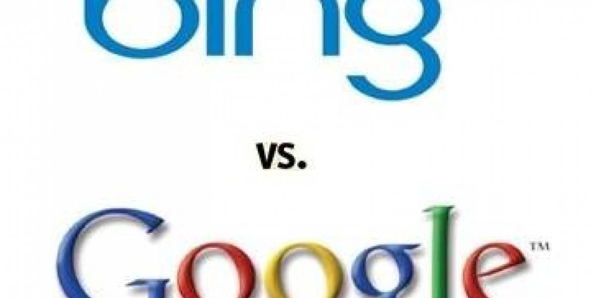 Microsoft nuevamente intenta cambiar Google por Bing