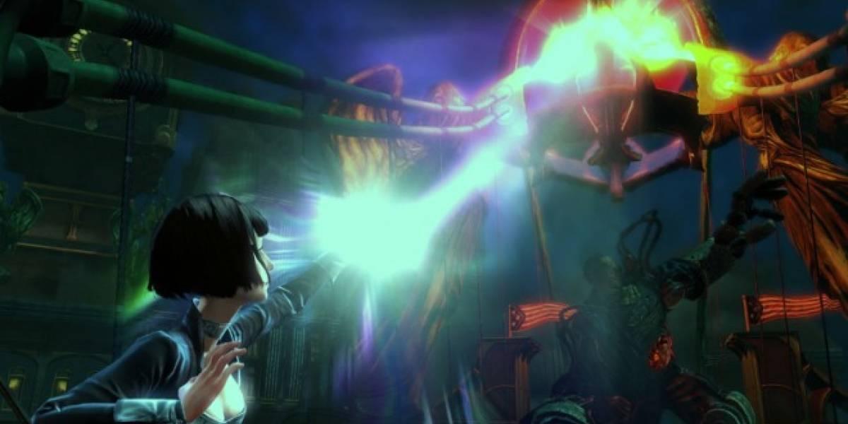 Ken Levine habla sobre el medio de transporte en BioShock Infinite [E3 2011]