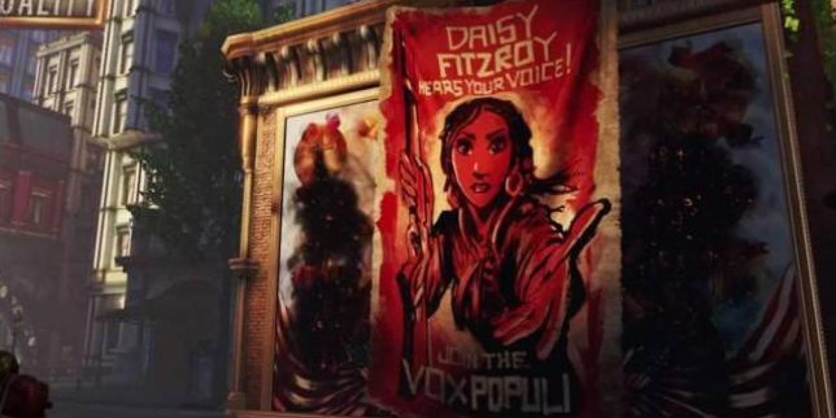 La guerra interna de Columbia en BioShock Infinite