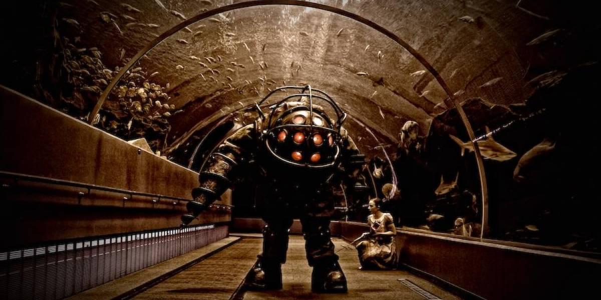 Una historia de Halloween: Bioshock [NB Jalogüín]