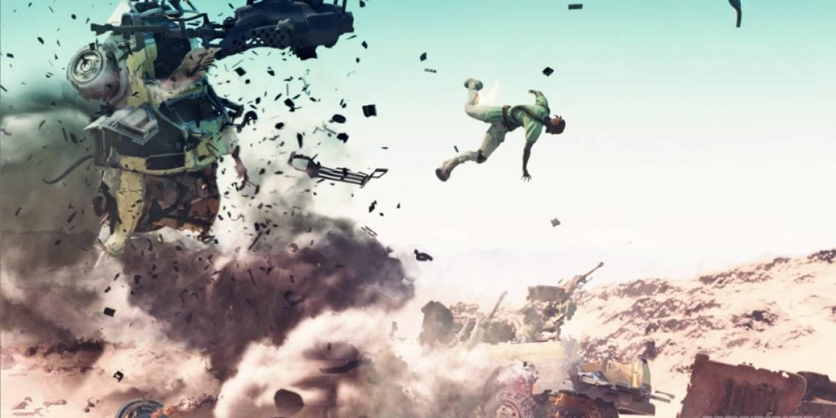 El primer teaser trailer del nuevo juego de BioWare
