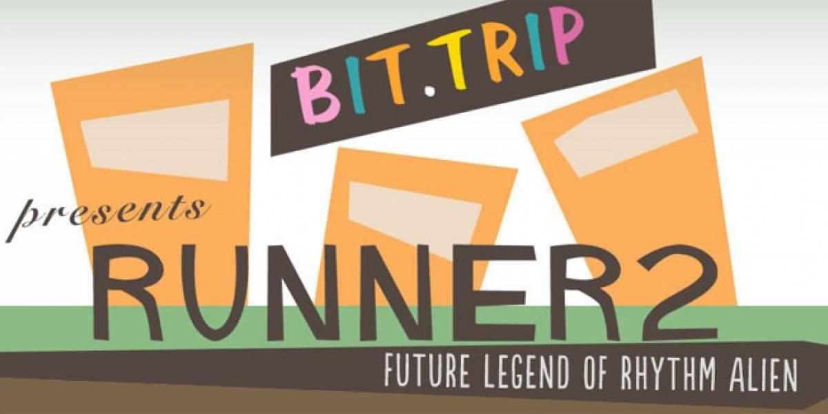 Bit.Trip Presents: Runner 2 es anunciado para PSN y XBLA