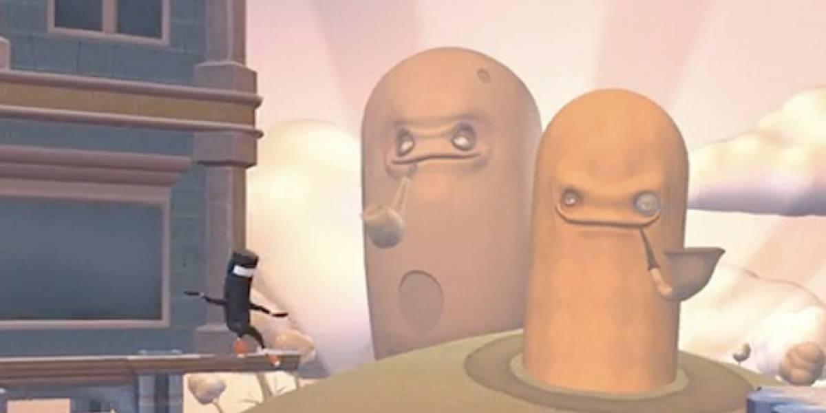 Bit.Trip Runner 2 se retrasa hasta Wii U