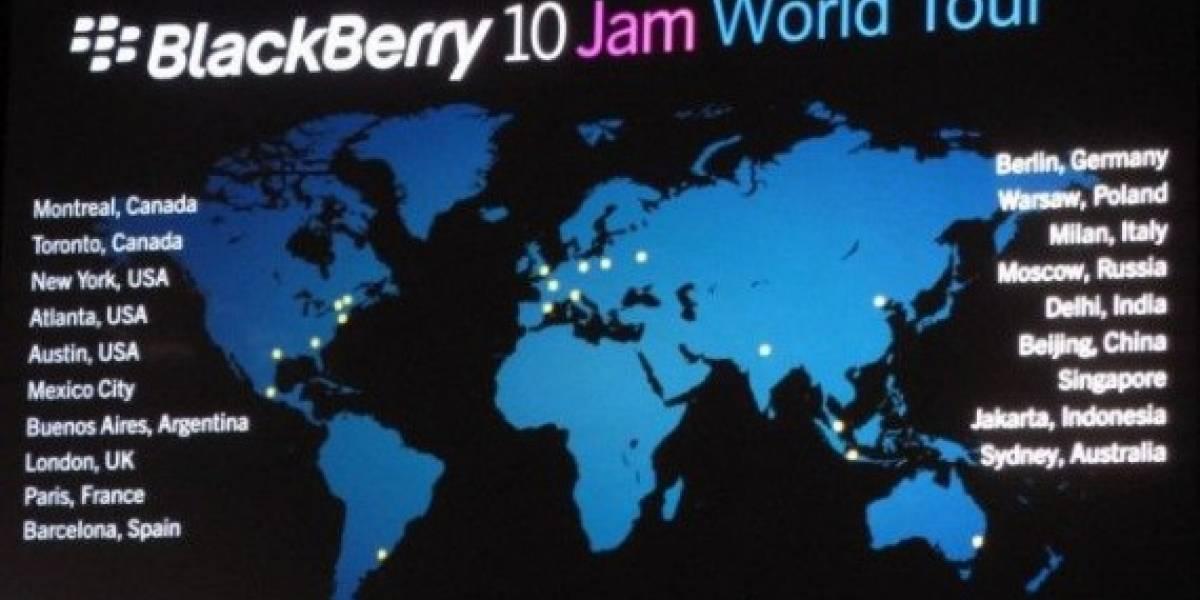 Blackberry 10 Jam Buenos Aires: La unión hace la fuerza