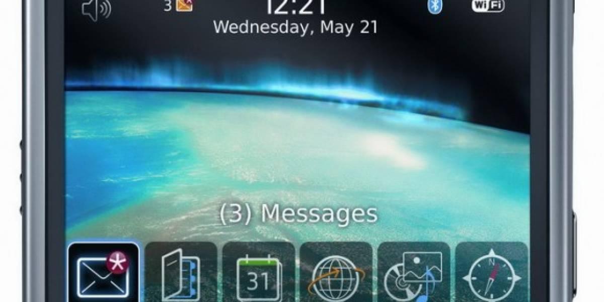 Futurología: Samsung podría salvar a RIM ante fallo de BlackBerry 10