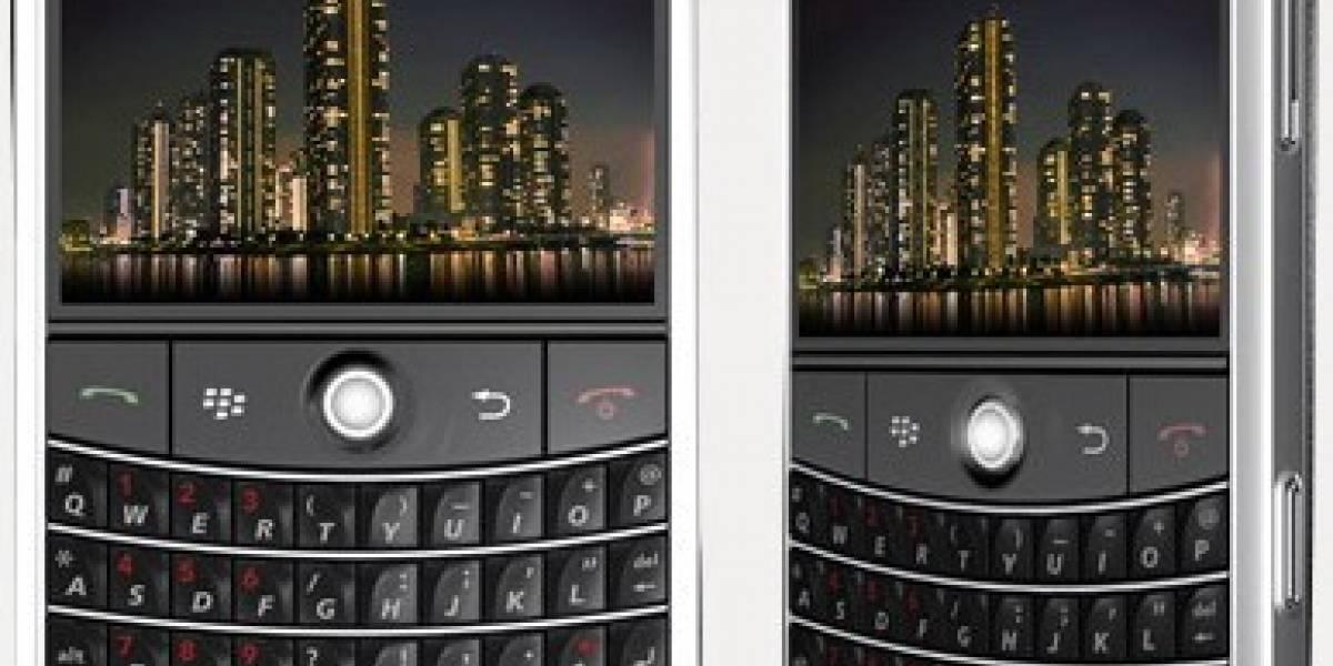 Ni los ladrones quieren celulares BlackBerry