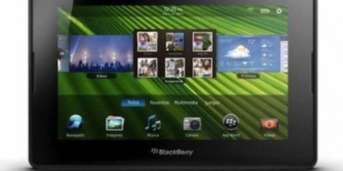 RIM condena al olvido a la PlayBook de 16 GB