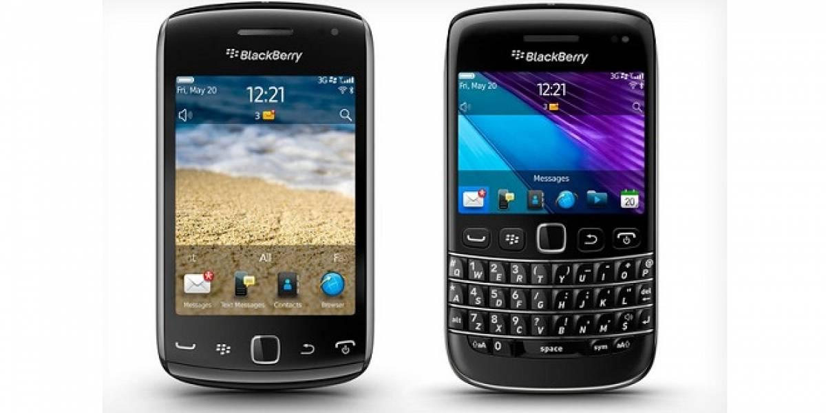RIM presenta sus dos nuevos BlackBerry: El Curve 9380 y el Bold 9790