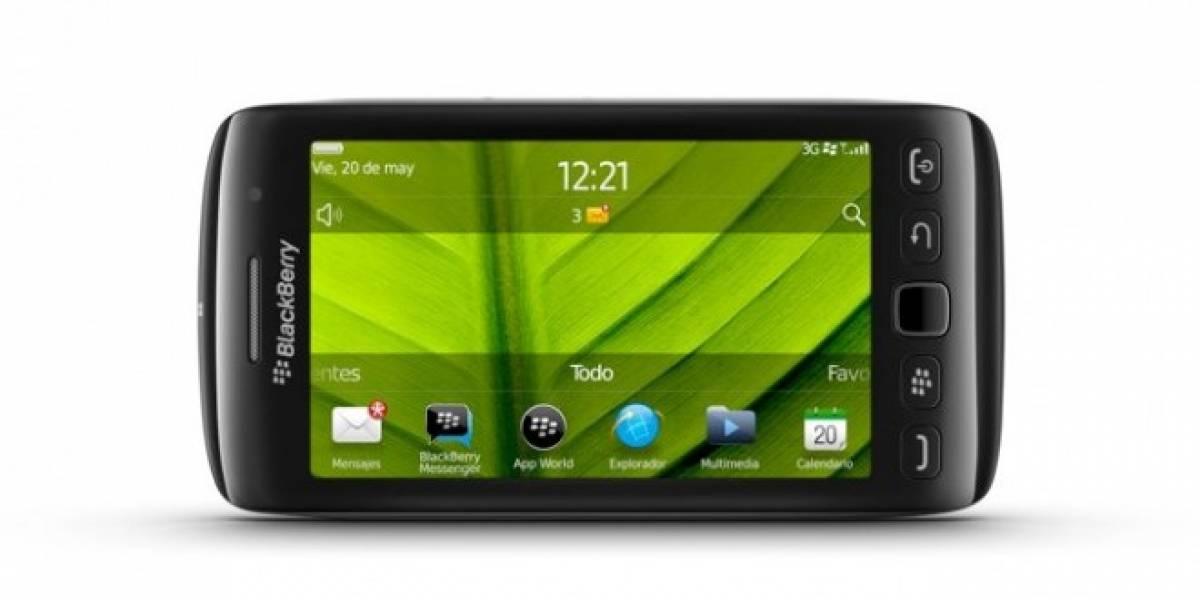 México: Disponibles los BlackBerry con OS 7 en Movistar