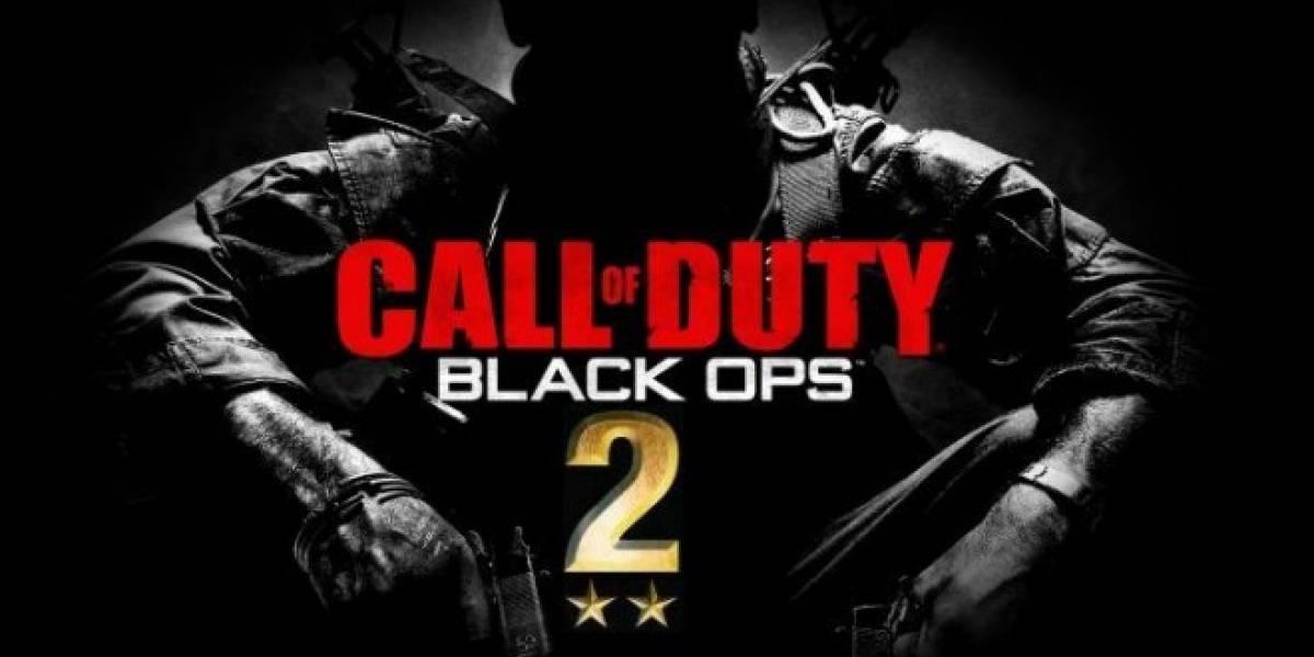 Tienda europea le pone fecha a Call of Duty: Black Ops 2