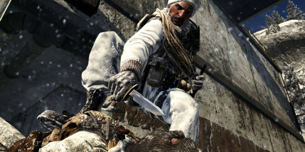 Ubisoft revela ventas totales de Black Ops durante 2011