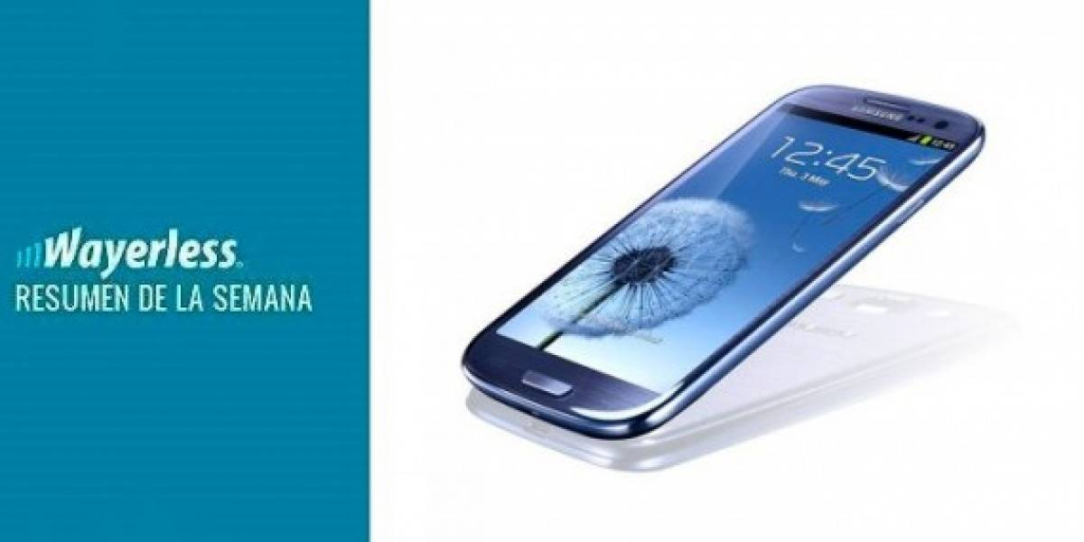 Premian al Galaxy S III como el mejor teléfono de Europa, LG Optimus 2X recibirá ICS, nuevo W Labs y más