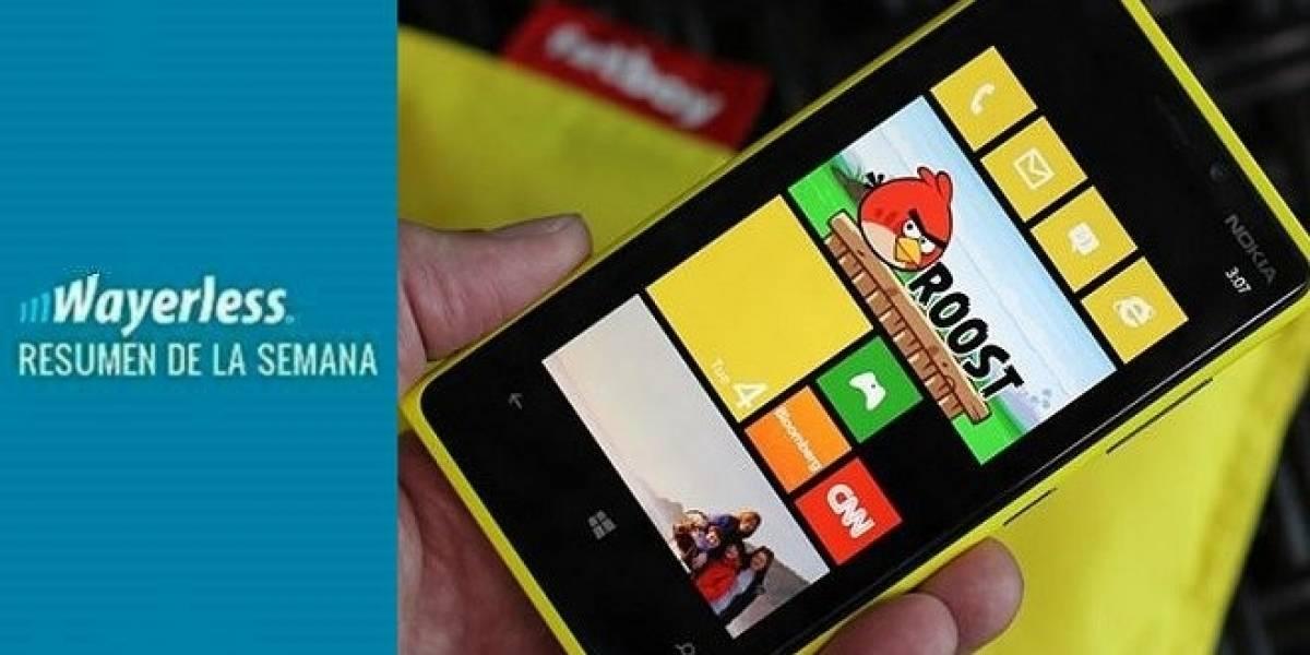 Entérate de todas las novedades de Amazon, Nokia, Motorola, HTC y mucho más!