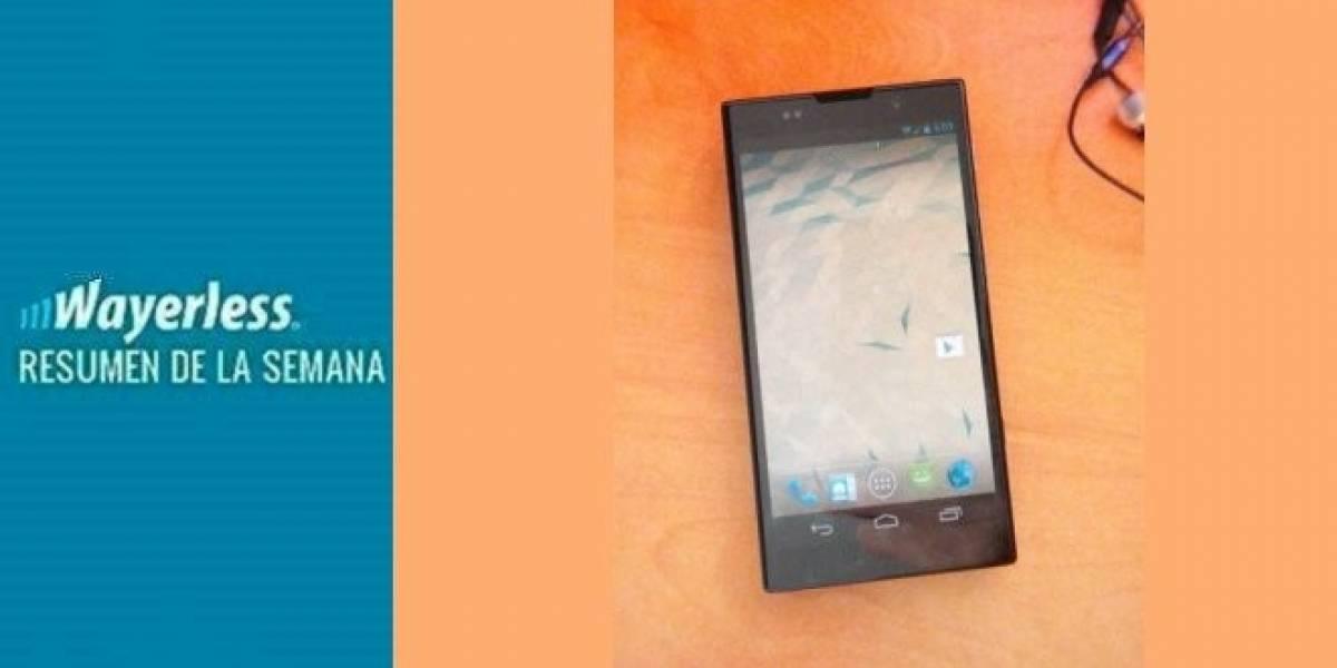 El Sony Nexus falso, Motorola RAZR i en Chile, Jobs no quería un iPad pequeño, Galaxy SIII y iPhone 5 a la licuadora, y más