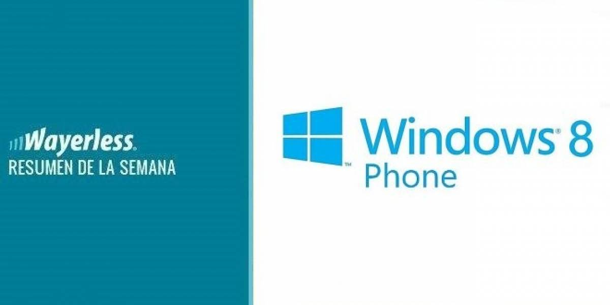 Llega Windows Phone 8, también Android 4.1 Jelly Bean, aparece Surface, la primera tableta de Microsoft y más