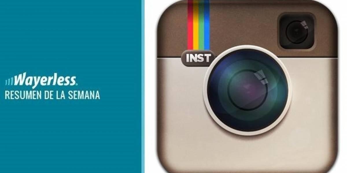 La llegada Instagram para Android, una filtración interesante y mucho más
